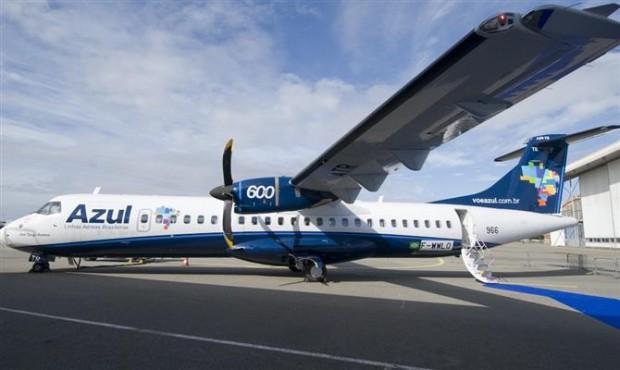 Operação é realizada por um ATR 72-600 / Divulgação