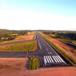 aeroporto divinópolis pista