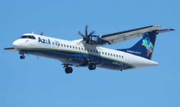 Aeronave Embraer possui 118 assentos / Divulgação